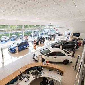 Honda Retail Group SA