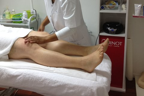 Waxing with 50% discount