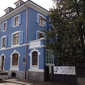 Fassade in Basel