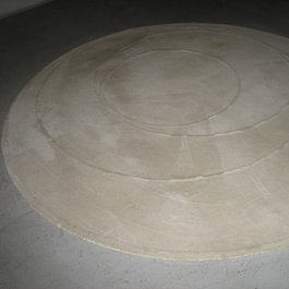 Nachher 1 Teppich weiss