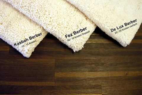 Berber Teppiche