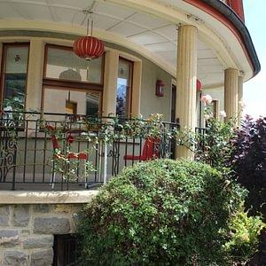 Pavillon de Jade - Monthey - Terrasse abritée