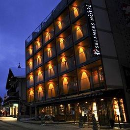 Eiger Selfness Hotel Winter