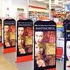 Verkaufspunkt-Werbung