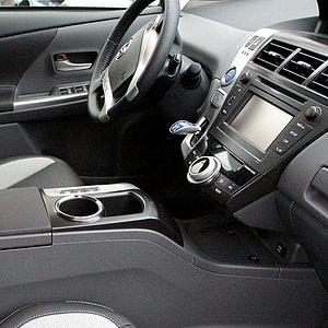 Lederinterieur Prius Plus