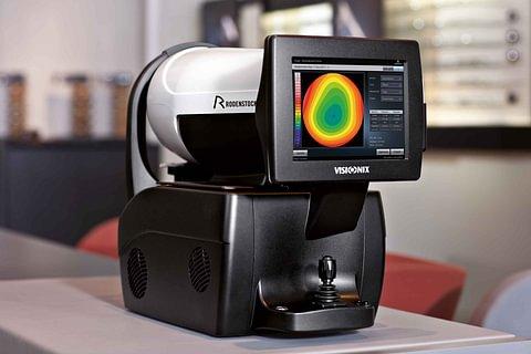 Tecnologia DNEye® - per una qualità visiva al 100%