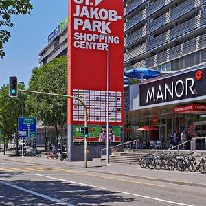 Aussenansicht St. Jakob-Park