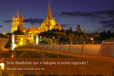 Ecole Agora SA à Lausanne