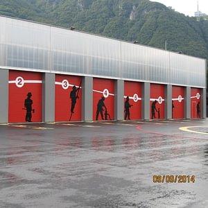 Portes sectionnelles Hoermann