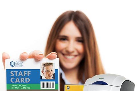 Komplette Ausweis-Drucker-Sets