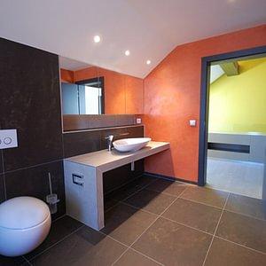 Réalisation sanitaire salle de bain