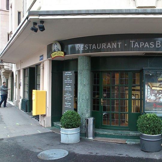 Juan Costa Restaurant am Bleicherweg Old Inn