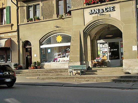 Librairie du Midi à Oron-la-Ville