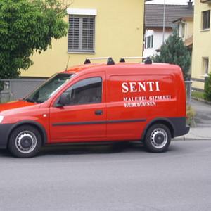 Gipserei - Malerei - art. SENTI GmbH - Bad Ragaz