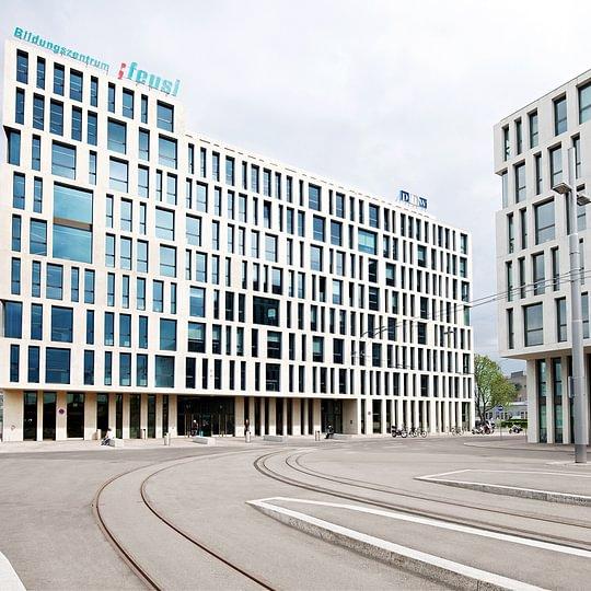 Feusi Bildungszentrum Standort Bern-Wankdorf