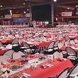 Banquet de 7000 personnes - FC sion
