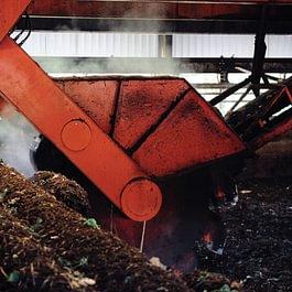 Les déchets verts sont traités à Châtillon
