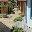 Gartenhäuser und Pavillons auf 3200 m2 in natura erleben