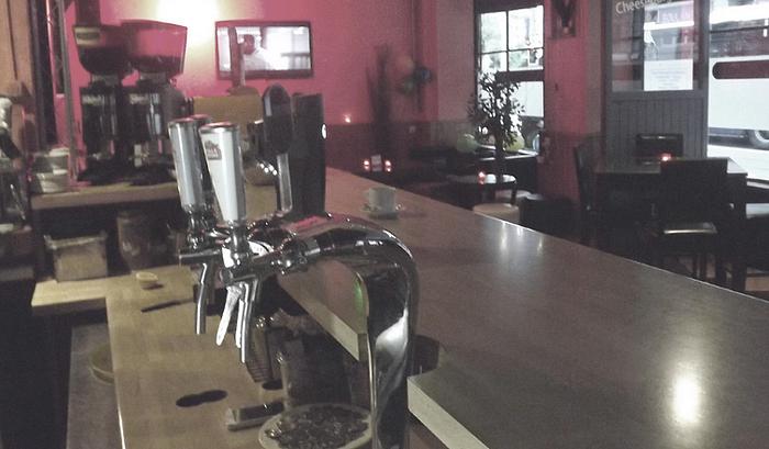 Aquarium Bar Cafe
