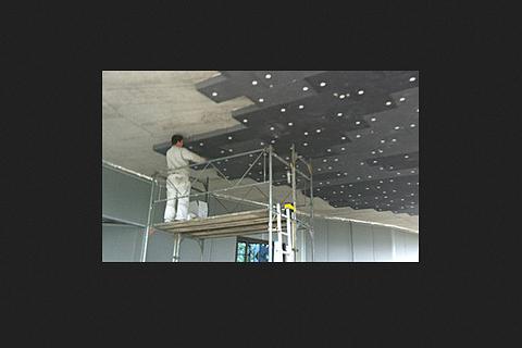 Fassadenwärmedämmung