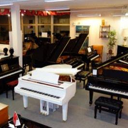 Centre Schmidt Pianos