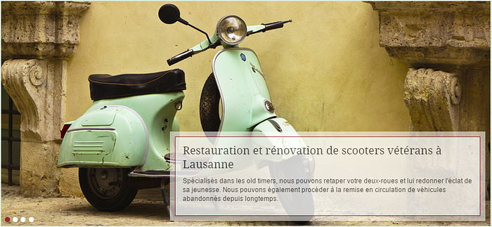 Piaggio Service au service de vos scooters