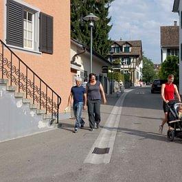 Neugestaltung Dorfkern Küsnacht (ZH)