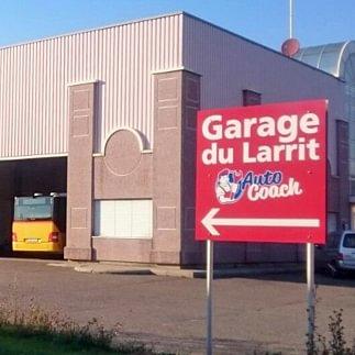 GARAGE DU LARRIT