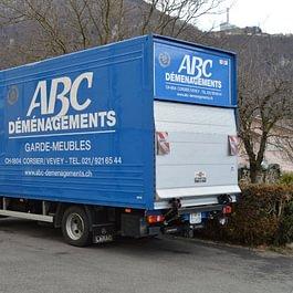 ABC Déménagements Sàrl à Corsier-sur-Vevey