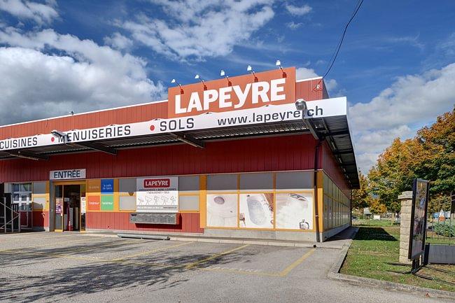 Lapeyre sa montagny pr s yverdon adresse horaires d 39 ouverture s - Garde corps balcon lapeyre ...