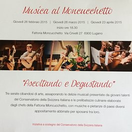 Moncucchetto, 26 marzo 2015 e 26 aprile 2015