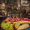 Geniessen Sie vor dem Essen eine Weindegustation im Jagd-Stübli