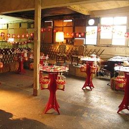 Fondueplasch mit unseren Fondue Bars