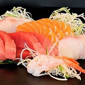 sashimi assortiment 22 pièces