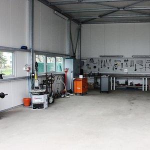 Garage - Atelier mécanique