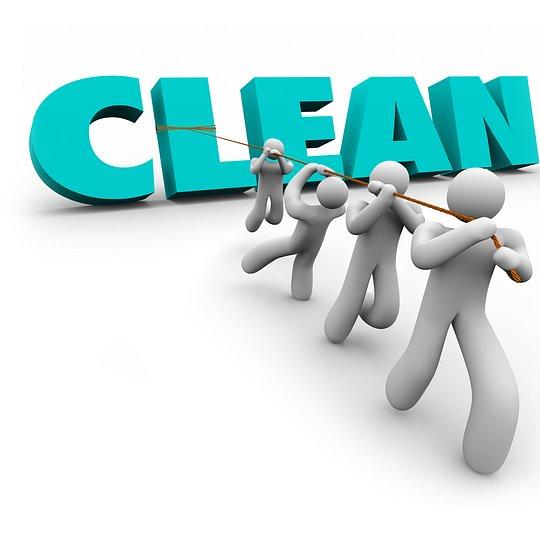 Profi-Team für die Reinigung