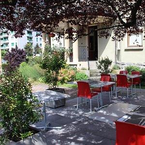 Pavillon de Jade - Monthey - Terrasse