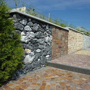Mauerwerke aus Naturstein