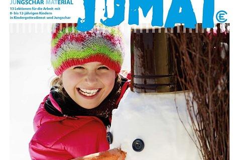 JUMAT–Jungscharmaterial–13 Lektionen für die Arbeit mit 8-bis12-jährigen Kindern