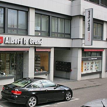 Albert le Grand SA