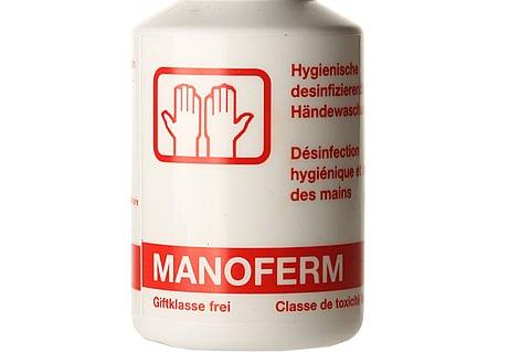 Manoferm - Händedesinfektionsmittel