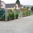 Zäune mit Stahlseilen