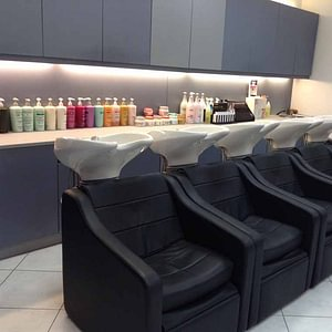 Coin shampooing - Convergence Coiffure - Carouge
