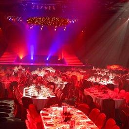 soirée Moulin rouge