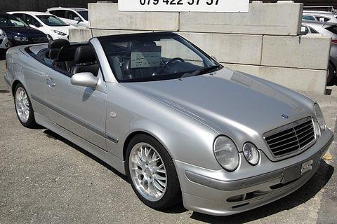 Mercedes 230 CLK Cabrio