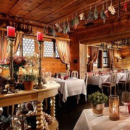 Gildo's Ristorante Gstaad Palace