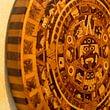 Der Aztekenkalender, das Wahrzeichen den EL AZTECA