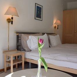 Doppelbettstudios und Appartement