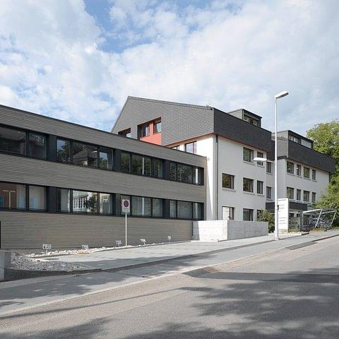 Referenz: Anbau Bürogebäude in Luzern