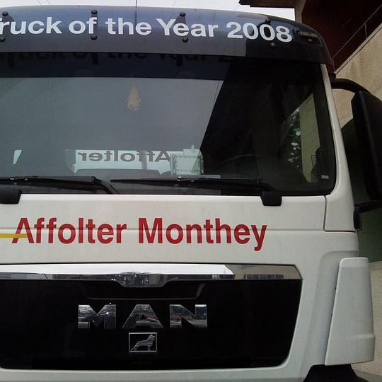 Affolter Transports SA - Monthey
